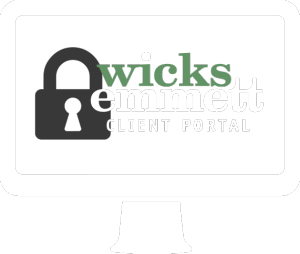 login Wicks Emmett client portal