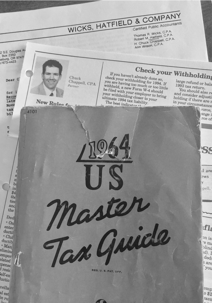 Wicks Emmett 1964 US Master Tax Guide